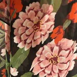 LuLaRoe M Floral Shirley New Without Tags